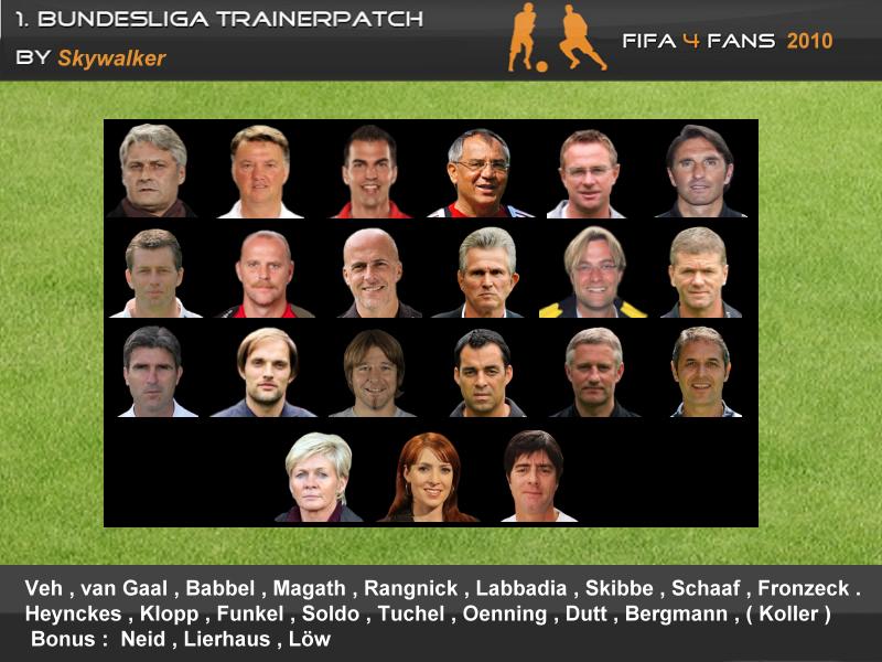 Патчи для FIFA 10 - Интернет Лига FIFA / Карьера по FIFA - uCoz. utorrent с